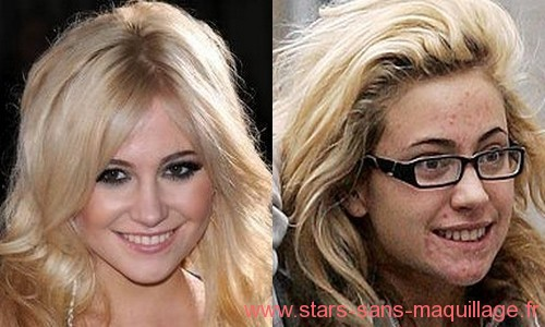 Pixxi lott sans maquillage