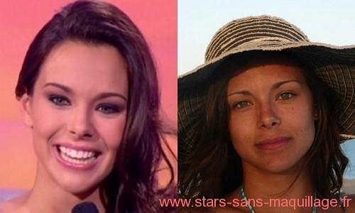 Miss france 2013 marine lorphelin sans maquillage