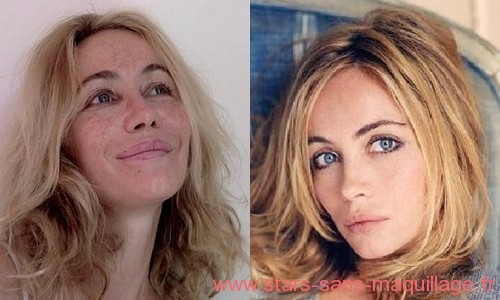 Emmanuelle béart sans make-up